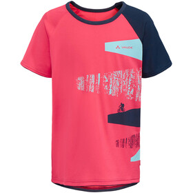 VAUDE Moab T-Shirt Kids, bright pink